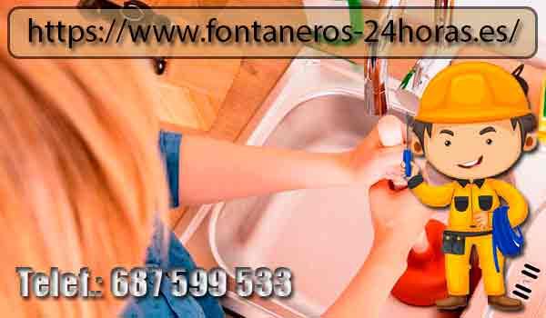 Fontaneria Mazarron