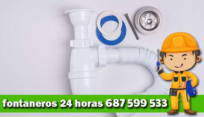 Desatascar tuberias en Valencia