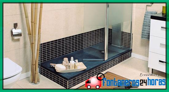 cambiar bañera por plato de ducha leroy merlin