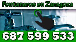 Fontanero Zaragoza 24 horas