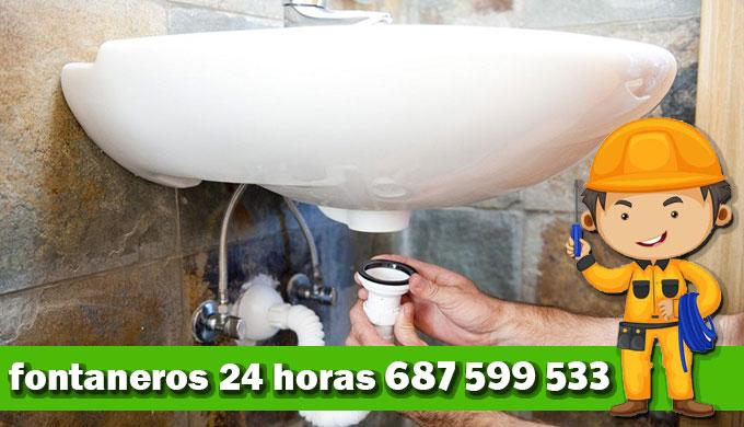 Desatascar lavabos en Valdemoro
