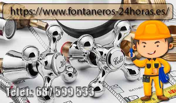 fontaneria Madrid