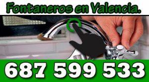 Fontaneros Valencia 24 horas