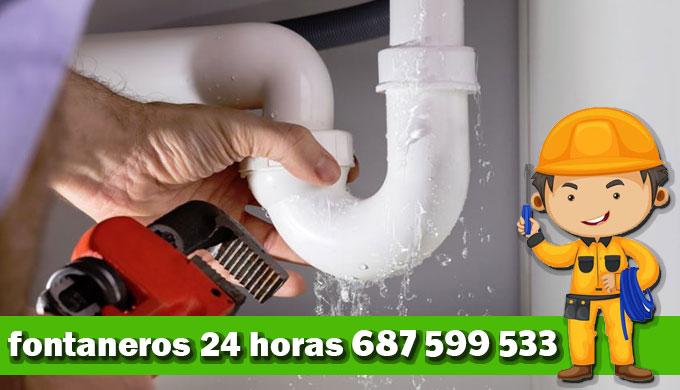 Fontaneros Aranjuez