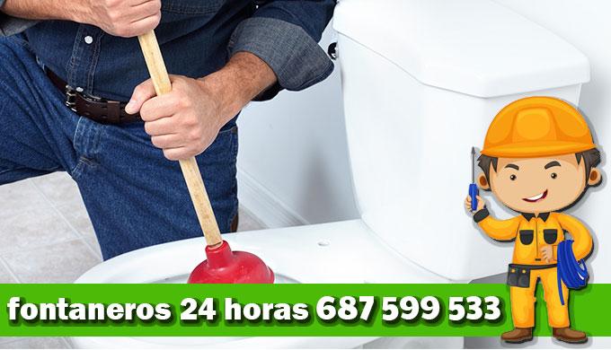 Fontaneros en Vicálvaro Madrid