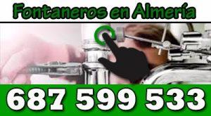 Fontaneros en Almeria