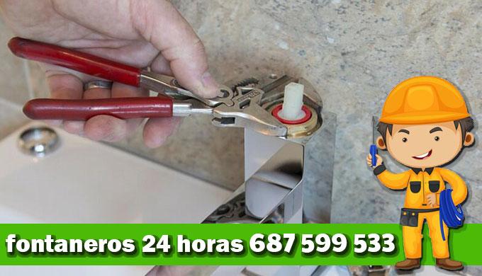 fontaneros El Vendrell 24 horas