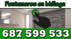 Fontaneros en Malaga