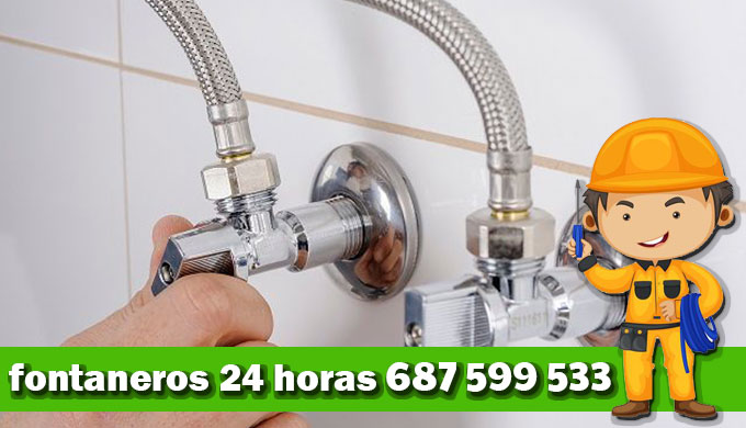 reparar fugas de agua
