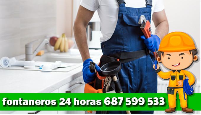 Fontaneros Santomera